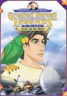 Heroes and Legends of the Bible   Jonah and the Whale DVD, 2003