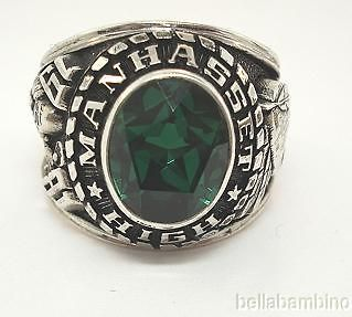 Ladies 10k Gold 1933 SAN JUAN CAPISTRANO High School Class Ring Rare