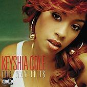 The Way It Is PA by Keyshia Cole CD, Jun 2005, A M USA