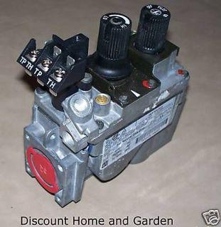 Direct Vent Fireplace Propane Gas Valve SIT 820 NOVA 0820651 0820633
