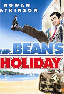 mr bean s holiday dvd widescreen new dvd time left