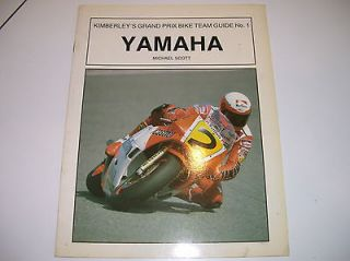 "Kimberley""s Grand Prix Bike Team Guide Yamaha GP Moto Roberts Race"