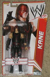 wwe mattel series 23 kane basic figure new red mask