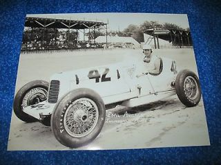 Open Wheel Dirt Race Car Racing & Wrecks Hammond Ind. & Indianapolis
