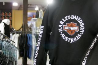 harley davidson australia in Clothing,