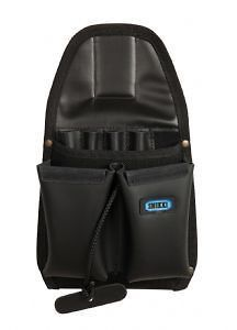 FRISTADS SNIKKI ELECTRICIANS LEATHER TOOL POUCH BELT CLIP HOLSTER