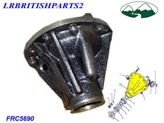 LAND ROVER DIFFERENTIAL HOUSING DEFENDER DISCOVERY I RANGE ROVER