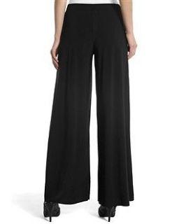 White House Black Market Elegant Stretch Wide Leg Knit Pant Palazzo