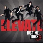 elevate by big time rush cd nov 2011 columbia usa  8 00 0