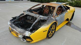 Lamborghini Murcielago, Transmission, 6 speed Manual Gearbox, Low