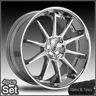 22 for Mercedes Benz Wheels and Tires C,CL,S,E,S550,ML Lexani Rims
