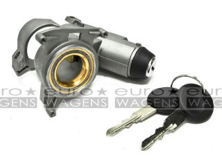 Steering wheel lock housing with keys VW Golf MK1 MK2 Jetta Caddy GTI