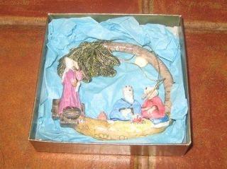 three wise men christmas ornament nativity new