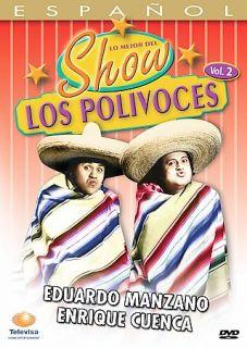 Lo Mejor del Polivoces   Vol. 2 DVD, 2006