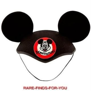 Newly listed Classic Mickey Mouse Club Mouseketeer Ear Hat Disney