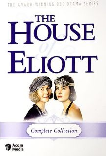 House of Eliott   Complete Collection DVD, 2007, 12 Disc Set