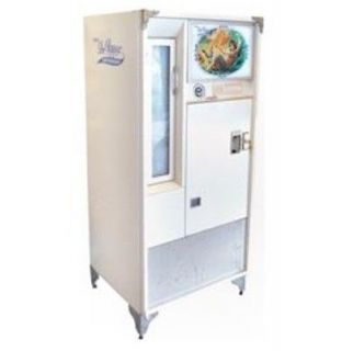 Classic Queen Anne Dr. Pepper Collectible Soda Vending Machine, EUC