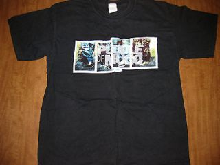 OF MUDD concert large Come Clean tour T shirt 2002 Kansas City OG