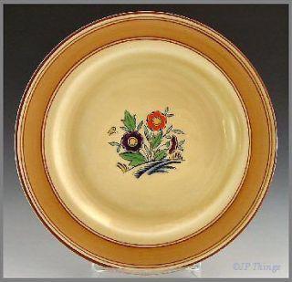 minton art deco enameled floral butterfly dessert plate returns