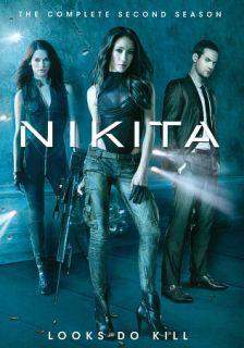 Nikita The Complete Second Season DVD, 2012, 5 Disc Set