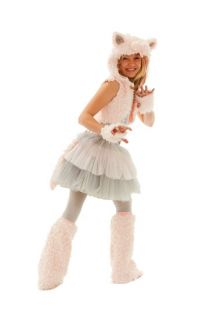 PRINCESS PARADISE GRACE KITTY CAT COSTUME CHASING FIREFLIES 6/8,10/12