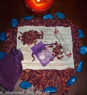 Elements Mini Altar & Spell Kit ~Choice of 13 DIY Kits~ Wiccan/Pagan/W
