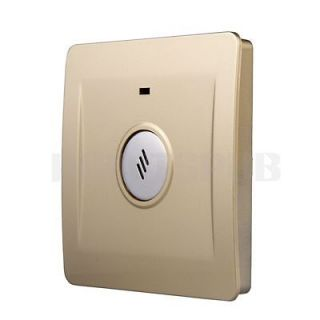 Alleyway Room Sound Activated Light Lamp Switch Panel 10A DIY