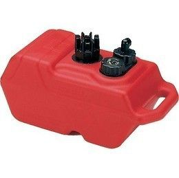 Portable Plastic Fuel Tanks EPA Compliant  6 Gallons   SALE