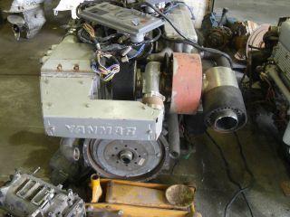 2003 Yanmar Diesel Engine   466 hours (low)   boa moor 465hp wih