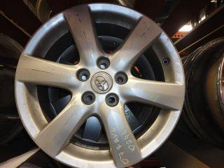 2007 rav4 6 spoke 5 bolt alloy wheel stock #