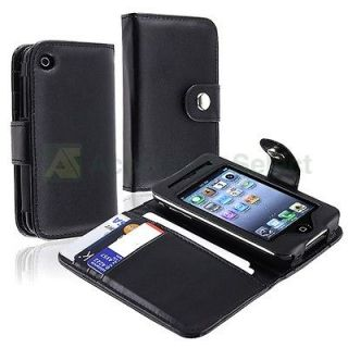 Newly listed BLACK LEATHER CASE COVER Pouch Accessory Fit For Apple