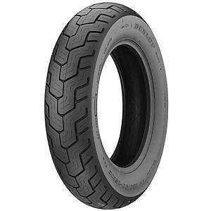 Star(Spoke Wheels)(04 07) Rear 150/80 16 Dunlop D404 Motorcycle Tire