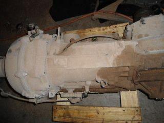 C5 Chevy Corvette Automatic transmission 97 04 With Torque Converter