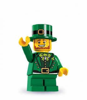 newly listed lego 8827 mini figure series 6 leprechaun time