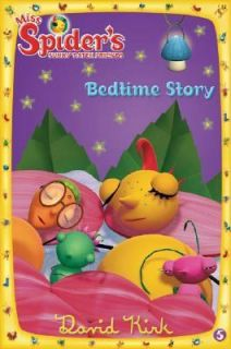 Bedtime Story by David Kirk 2006, Hardcover