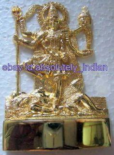 MAA KALI MATA KAALI   HINDU GODDESS RELIGIOUS STATUE   4 INCHES HT