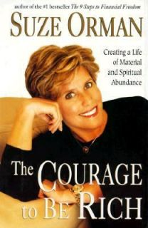 Spiritual and Material Abundance by Suze Orman 1999, Hardcover
