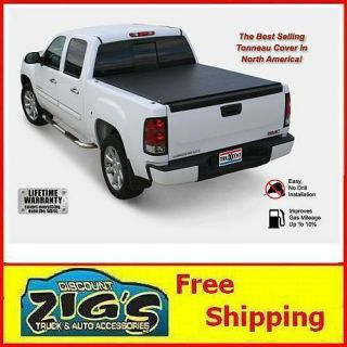 Truxedo Lo Pro QT Tonneau Cover for 88 98 Silverado/Sier​ra 6.5 Bed