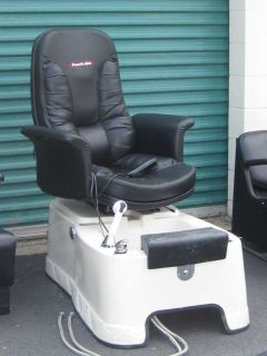 Pacific Spa Hair Beauty Salon PEDICURE CHAIR Works Well Great Cond