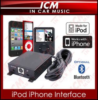 car ipod iphone interface adaptor for mazda mx 5 rx8