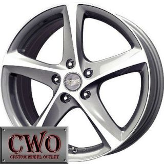 MB Twist Wheels Rims 5x114.3 5 Lug Mazda 3 6 TSX Civic RSX Altima