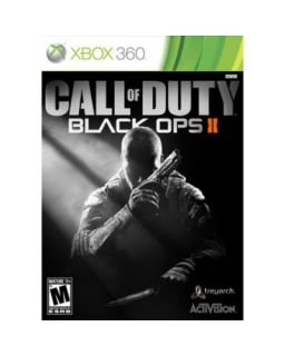 newly listed call of duty black ops ii xbox 360