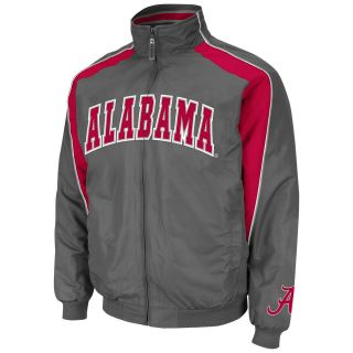 Alabama Crimson Tide Mens Element Jacket   Charcoal COWJ1480C