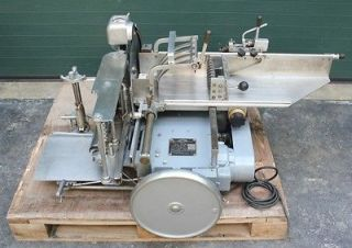 BERKEL VBP Bacon Meat Slicer Butcher Restaurant Deli Slicing Machine