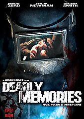Deadly Memories DVD, 2008