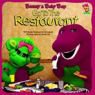 Barney and Baby Bop Go to the Restaurant by Maureen M. Valvassori and