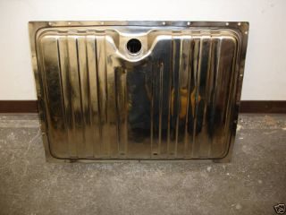 1969 FORD MUSTANG STAINLESS STEEL GAS TANK NEW (Fits Cougar)