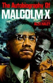Autobiography of Malcolm X by Malcolm X 1992, Hardcover