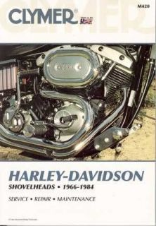 harley shovelhead service manual 1966 1984 time left $ 28