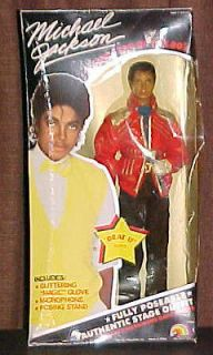 1984 michael jackson doll in Entertainment Memorabilia